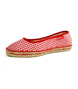 Sandals, esparto ballerina espadrilles for woman