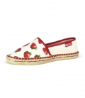 STRAWBERRIES Camping Espadrilles