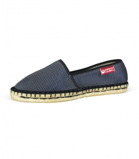 Original Esparto espadrilles for women online black color