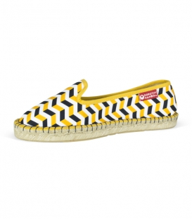 Handcrafted Moccasins esparto espadrilles shoes for women, handmade with love in Spain