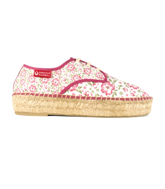 Wedding esparto espadrilles
