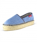 Platform sole Espadrilles for women SOFT JEANS