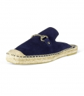 Esparto slippers sandals for men DUBAI BLUE