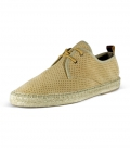 Men's leather espadrilles with laces PENSACOLA