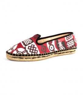 Sandals, esparto espadrilles