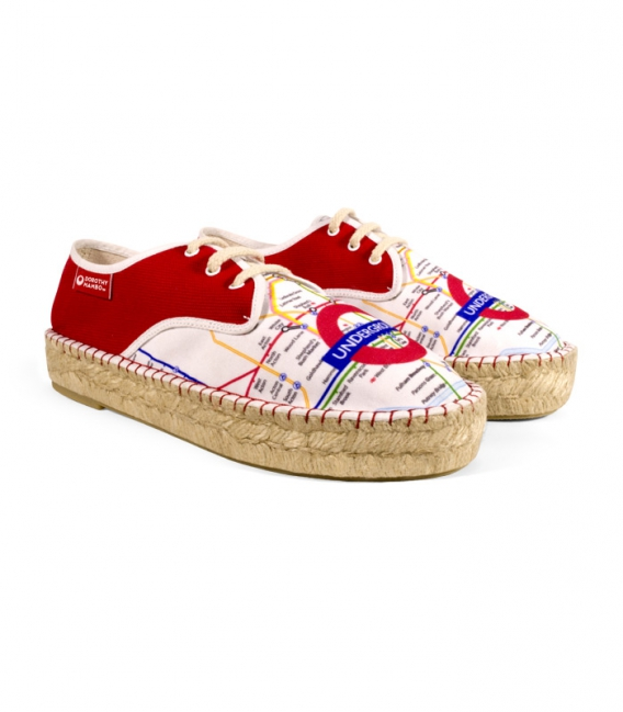 Esparto sandals, espadrilles for woman