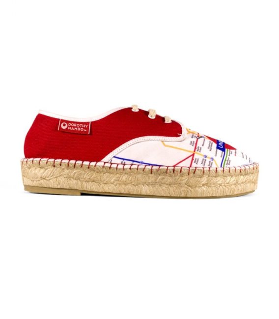 Womens esparto espadrilles for woman