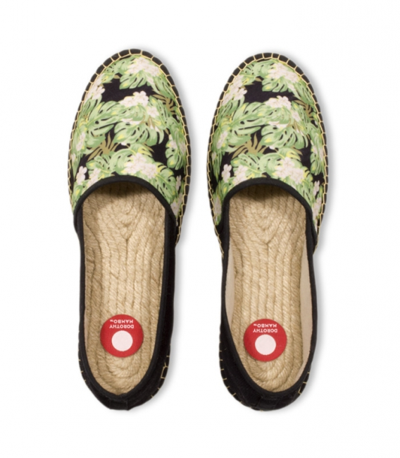 Esparto camping espadrilles for woman