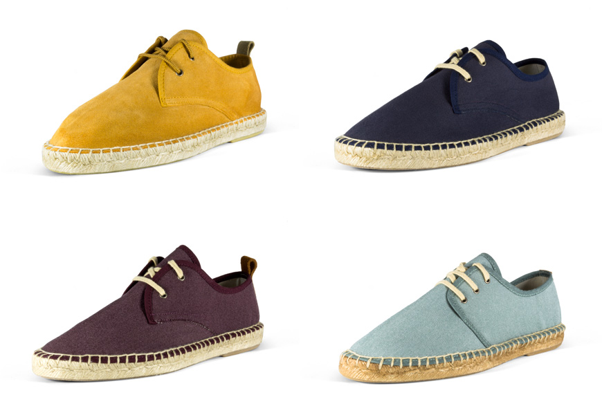 made in Spain men espadrilles