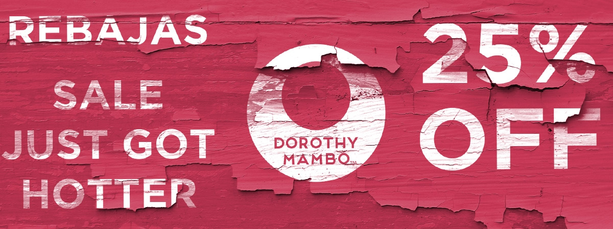 Dorothy Mamo Sales up to 25% OFF all shop online!